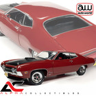 American Muscle Diecast . AMD American Muscle 1/18 1970 Ford Torino Cobra (Class of 1970) - Bright Red