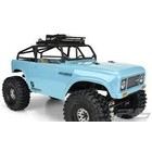 Pro Line Racing . PRO Pro-Line Ambush Clear Body with Ridge-Line Trail Cage  for 12.3 (313mm) Wheelbase Scale Crawlers
