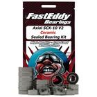 FASTEDDY . FEB Fast Eddy Axial SCX10 II (V2) Ceramic Sealed Bearing Kit