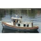 """Dumas Products Inc . DUM Dumas Lord Nelson Victory tugboat kit 28"""""""