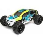 Electrix . ECX 1/10 Ruckus 4WD Monster Truck Brushed RTR, Green/Blue