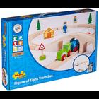 Big Jigs Toys Ltd. . BJT Figure Of Eight Train Set