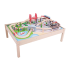 Big Jigs Toys Ltd. . BJT City Train Set And Table