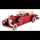 Fascinations . FTN Metal Earth - 1934 Packard Twelve Convertable