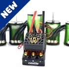 Castle Creations . CSE Castle Creations Copperhead 10 Sensored ESC Basher  Edition w/ 1406-5700KV Sensored Motor