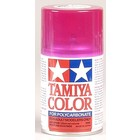 Tamiya America Inc. . TAM PS-40 TRANSLUCENT PINK
