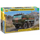 Zvezda Models . ZVE 1/35 Typhoon-K 6x6 Armored Vehicle