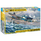Zvezda Models . ZVE 1/48 IL-2 Sturmovik