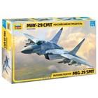 Zvezda Models . ZVE 1/72 MiG-29 SMT