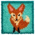Caron . CAR Little Fox - Latch Hook