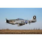 E Flite . EFL E Flite P-51D Mustang 1.2m BNF basic