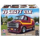 Revell Monogram . RMX 1/25 Chevy Custom Van
