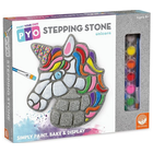 MindWare . MIW Paint Your Own Stepping Stone : Unicorn