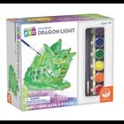 MindWare . MIW Paint Your Own porcelain Dragon Light