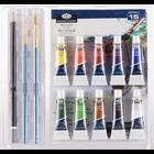 Royal (art supplies) . ROY Royal Art - Clamshell - Acrylic set