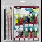 Royal (art supplies) . ROY Royal Art - Watercolor Art set Clamshell