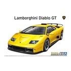 Aoshima . AOS 1/24 Lamborghini Diablo GT 99'