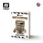 Vallejo Paints . VLJ Rust & Chipping Techniques
