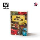Vallejo Paints . VLJ Civil War Vehicles by Eugene Tur