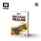 Vallejo Paints . VLJ Mechanic Relms Quasar Book Series