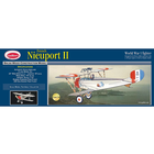 Guillows (Paul K) Inc . GUI Nieuport II Laser Cut
