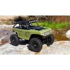 Axial . AXI SCX24 Deadbolt 4WD Rock Crawler Brushed RTR, Green