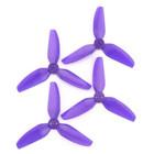 HQ-HQ DURABLE PROP HQ Durable Prop 2.5x3.5x3 Light Purple (Set of 4)