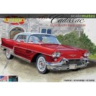 Atlantis Models . AAN 1/25 1957 Cadillac Eldordo Broughm