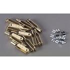 Sullivan Products . SUL Sullivan Gold-N-clevies 4-40(12)