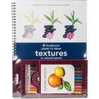 Strathmore . STR Learn To Draw Textures In Colored Pencil Set
