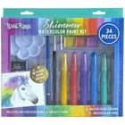 Brea Reese . BRR Brea Reese Watercolor Shimmer Paint Kit