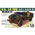 AFV Club Hobby Fan . AFV 1/35 US M38A1C 1/4-Ton Jeep