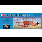 Guillows (Paul K) Inc . GUI Fokker Dr1 Triplane Laser Cut