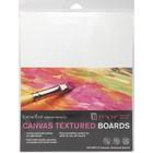 Crescent Cardboard . CCB Canvas Board 3/Pkg 11 x 14