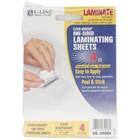 C Line . CLI Cleer Adheer Heavyweight Laminating Sheets