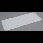"Evergreen Scale Models . EVG White Sheet .040"""" Long"