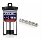 Magcraft Magnets . MFM 1/8X1/16 RARE EARTH MAGNT DISC