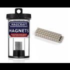 "Magcraft Magnets . MFM 0.125"" X 0.125"" Rare Earth Rod Magnet"