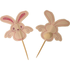 Wilton Products . WIL (DISC) - Fun Pix - Bunny with Tail