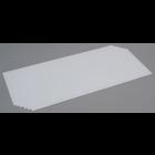 "Evergreen Scale Models . EVG White Sheet .015"""" Long"
