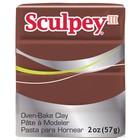 Sculpey/Polyform . SCU Chocolate - Sculpey 2 oz