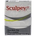 Sculpey/Polyform . SCU White - Sculpey 2 oz