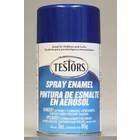 Testors Corp. . TES Spray 85G Arctic Blu Met Enamel