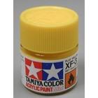 Tamiya America Inc. . TAM XF-3 Flat Yellow Acrylic Mini
