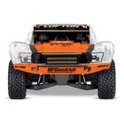 Traxxas Corp . TRA Traxxas Unlimited Desert Racer: Pro-Scale 4WD race truck. Ready-To-Race with Traxxas Stability Management, TQi 2.4GHz radio system, VXL-6s brushless power system, factory-installed LED Lighting, and licensed race replica painted