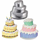 Wilton Products . WIL (DISC) - Topsy Turvy Cake Pan