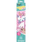 """Leisure Arts . LSA Uni-Kitty Pink Sparkle Art Diamond Paint Kit 10.63""""X10.63"""""""
