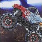 "Leisure Arts . LSA Monster Truck - Diamond Art 10"" X 10"""