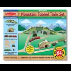 Melissa & Doug . M&D Mountain Tunnel Train Set