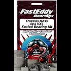 FASTEDDY . FEB Fast Eddy Traxxas Hoss 4x4 VXL Sealed Bearing Kit